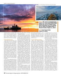 Maritime Reporter Magazine, page 40,  Sep 2018