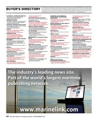 Maritime Reporter Magazine, page 58,  Sep 2018