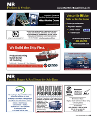 Maritime Reporter Magazine, page 63,  Sep 2018
