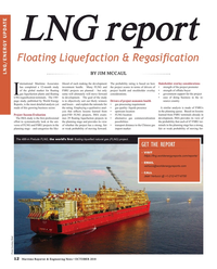 Maritime Reporter Magazine, page 12,  Oct 2018