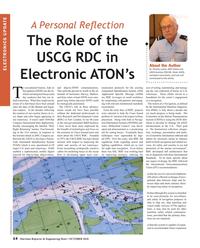 Maritime Reporter Magazine, page 14,  Oct 2018