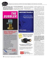 Maritime Reporter Magazine, page 18,  Oct 2018