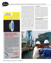 Maritime Reporter Magazine, page 20,  Oct 2018