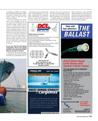 Maritime Reporter Magazine, page 21,  Oct 2018