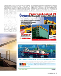 Maritime Reporter Magazine, page 23,  Oct 2018
