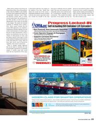 Maritime Reporter Magazine, page 23,  Oct 2018
