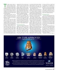 Maritime Reporter Magazine, page 27,  Oct 2018