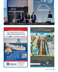 Maritime Reporter Magazine, page 29,  Oct 2018