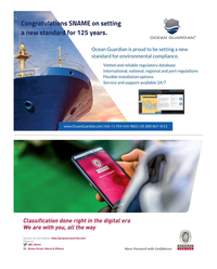 Maritime Reporter Magazine, page 43,  Oct 2018