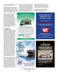 Maritime Reporter Magazine, page 53,  Oct 2018