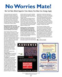 Maritime Reporter Magazine, page 57,  Oct 2018