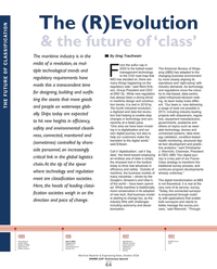 Maritime Reporter Magazine, page 64,  Oct 2018