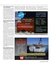 Maritime Reporter Magazine, page 71,  Oct 2018