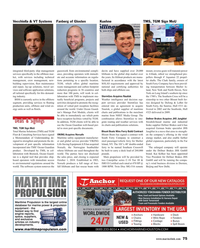 Maritime Reporter Magazine, page 75,  Oct 2018