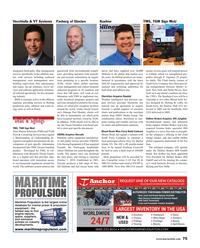Maritime Reporter Magazine, page 75,  Oct 2018
