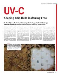Maritime Reporter Magazine, page 79,  Oct 2018