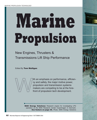 Maritime Reporter Magazine, page 82,  Oct 2018