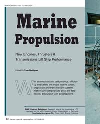 Maritime Reporter Magazine, page 82,  Oct 2018