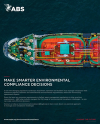 Maritime Reporter Magazine, page 7,  Oct 2018