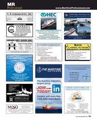 Maritime Reporter Magazine, page 93,  Oct 2018
