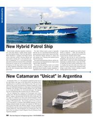 Maritime Reporter Magazine, page 98,  Nov 2018