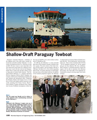 Maritime Reporter Magazine, page 100,  Nov 2018
