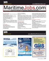 Maritime Reporter Magazine, page 107,  Nov 2018