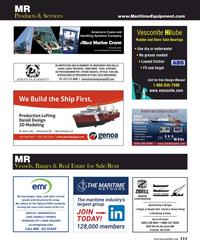 Maritime Reporter Magazine, page 111,  Nov 2018