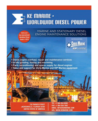 Maritime Reporter Magazine, page 3rd Cover,  Nov 2018