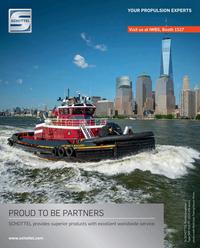 Maritime Reporter Magazine, page 17,  Nov 2018