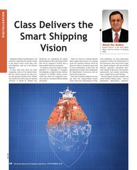 Maritime Reporter Magazine, page 18,  Nov 2018