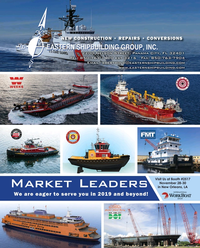 Maritime Reporter Magazine, page 21,  Nov 2018