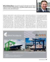 Maritime Reporter Magazine, page 39,  Nov 2018