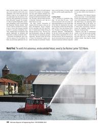 Maritime Reporter Magazine, page 40,  Nov 2018