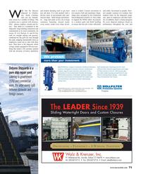 Maritime Reporter Magazine, page 71,  Nov 2018