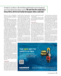 Maritime Reporter Magazine, page 73,  Nov 2018
