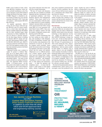 Maritime Reporter Magazine, page 77,  Nov 2018
