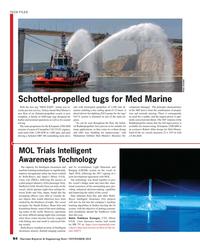 Maritime Reporter Magazine, page 84,  Nov 2018
