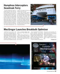 Maritime Reporter Magazine, page 85,  Nov 2018
