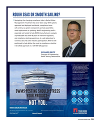 Maritime Reporter Magazine, page 95,  Nov 2018