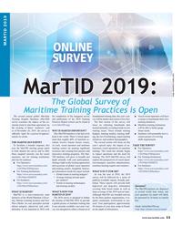 Maritime Reporter Magazine, page 11,  Dec 2018