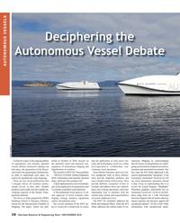 Maritime Reporter Magazine, page 16,  Dec 2018