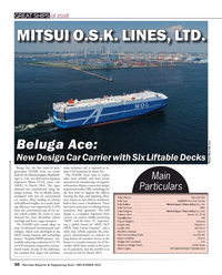 Maritime Reporter Magazine, page 30,  Dec 2018