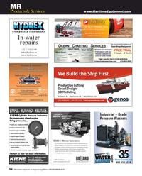 Maritime Reporter Magazine, page 54,  Dec 2018