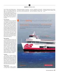 Maritime Reporter Magazine, page 11,  Jan 2019