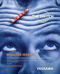 Maritime Reporter Magazine, page 2nd Cover,  Jan 2019
