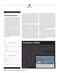 Maritime Reporter Magazine, page 22,  Jan 2019