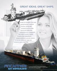 Maritime Reporter Magazine, page 1,  Jan 2019