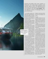 Maritime Reporter Magazine, page 39,  Jan 2019