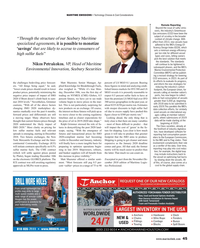 Maritime Reporter Magazine, page 45,  Jan 2019